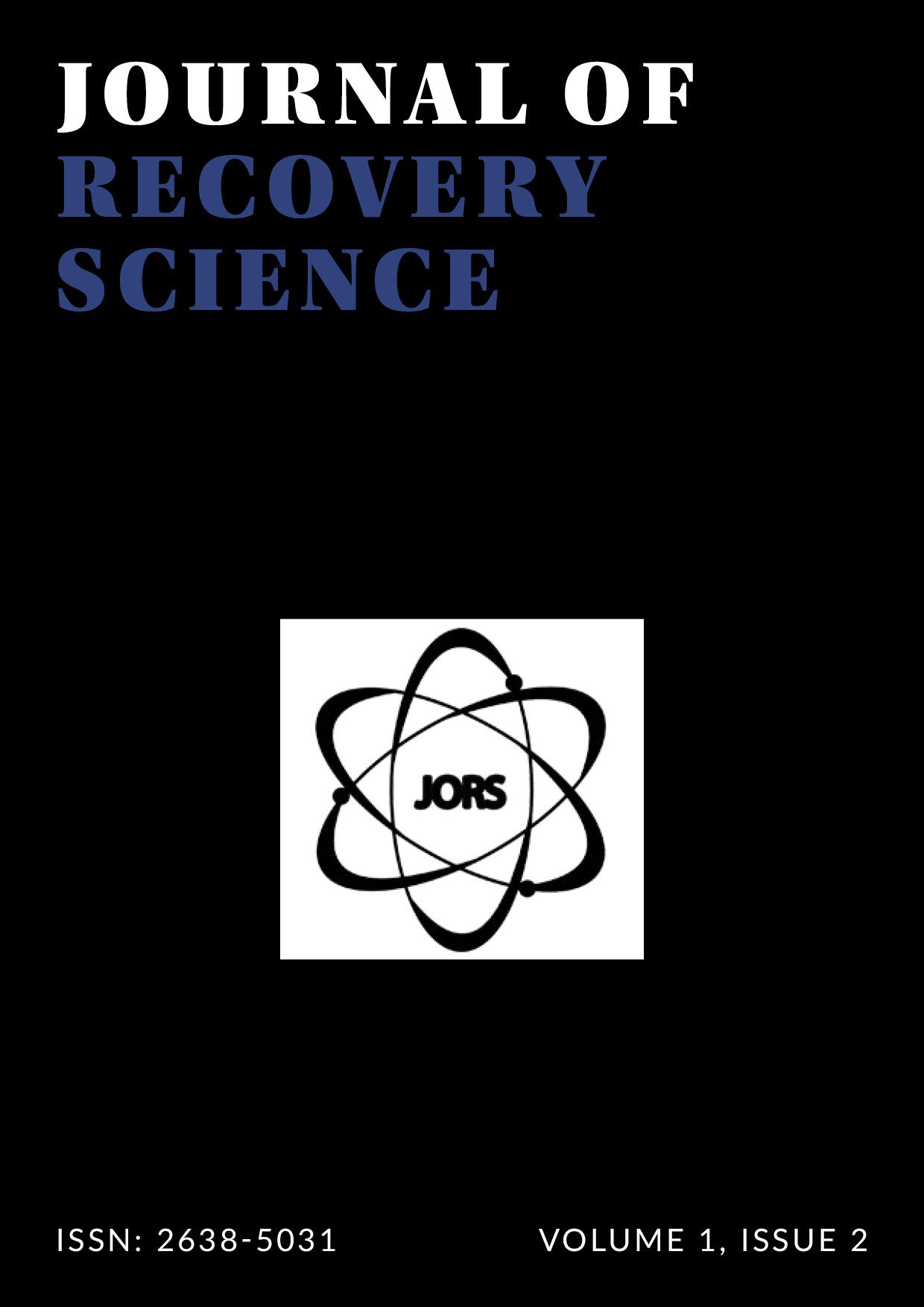 JORS Volume 1 Issue 2 ARHE Conference Proceedings